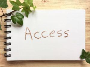 アスクレピオス診療院へのアクセス