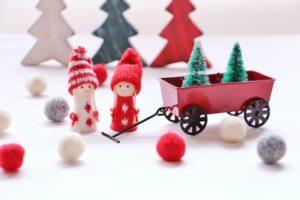 インフルエンザとクリスマス
