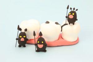 ミュータンス菌と齲歯
